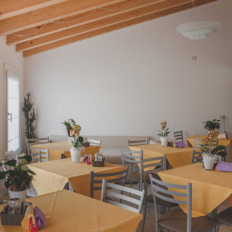 sala colazioni terra ferma